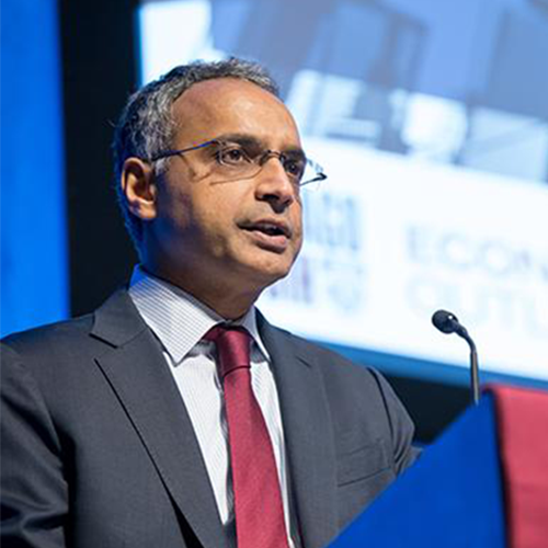 Dean Madhav Rajan at Economic Outlook 2019
